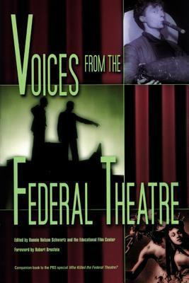 Voices from the Federal Theatre [With DVD] als Buch (gebunden)