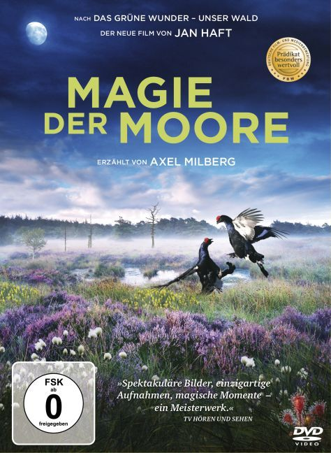 Magie der Moore als DVD
