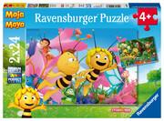 Die kleine Biene Maja Puzzle 2 x 24 Teile