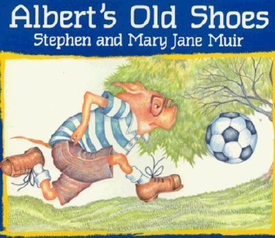 Albert's Old Shoes als Taschenbuch