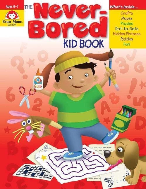The Never-Bored Kid Book als Taschenbuch