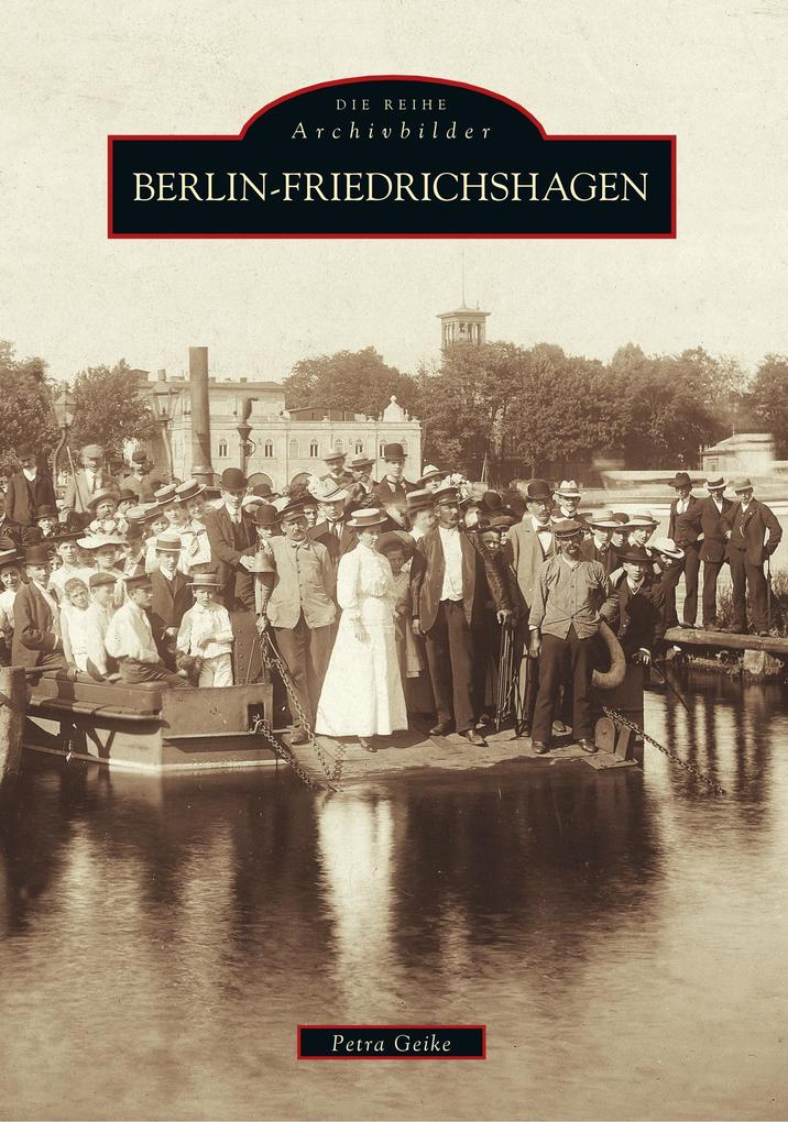 Berlin - Friedrichshagen als Buch (kartoniert)