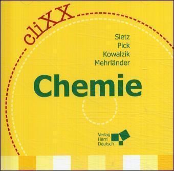 cliXX Chemie - Version 2 / CD-ROM als Software