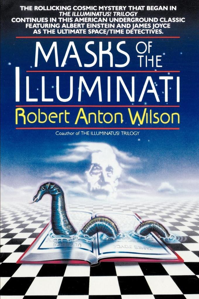 Masks of the Illuminati als Taschenbuch