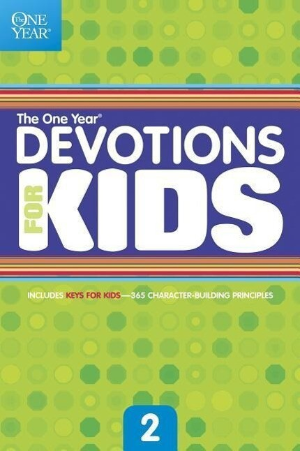 The One Year Devotions for Kids #2 als Taschenbuch