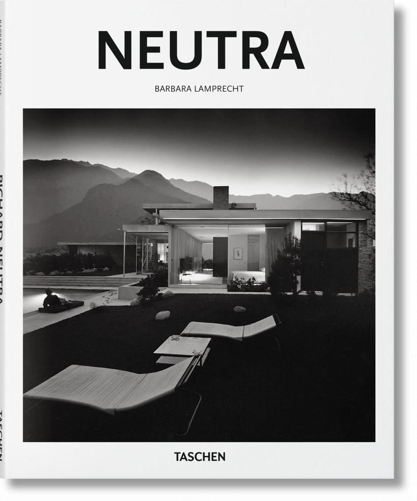 Neutra als Buch (gebunden)