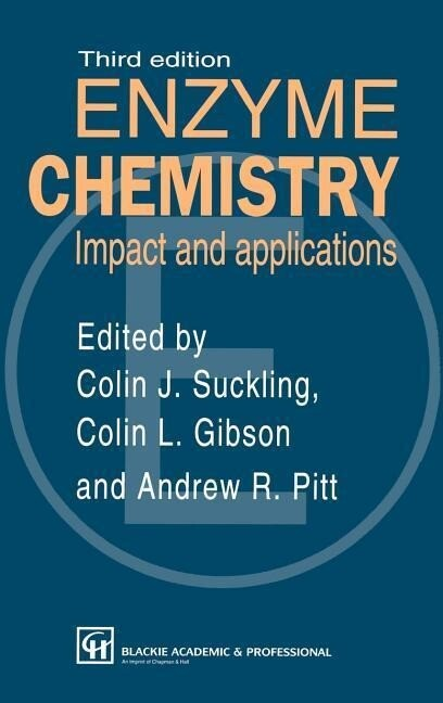Enzyme Chemistry Impact and applications als Buch (gebunden)