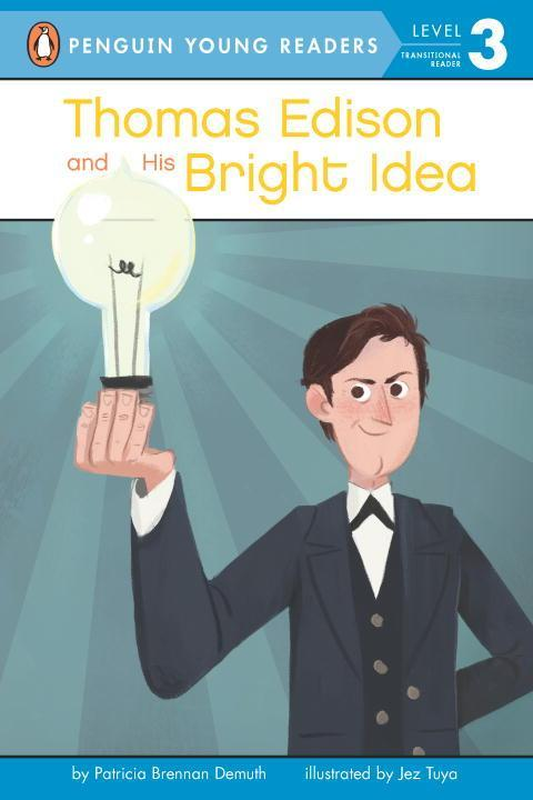 Thomas Edison and His Bright Idea als Taschenbuch