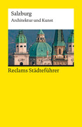 Reclams Städteführer Salzburg