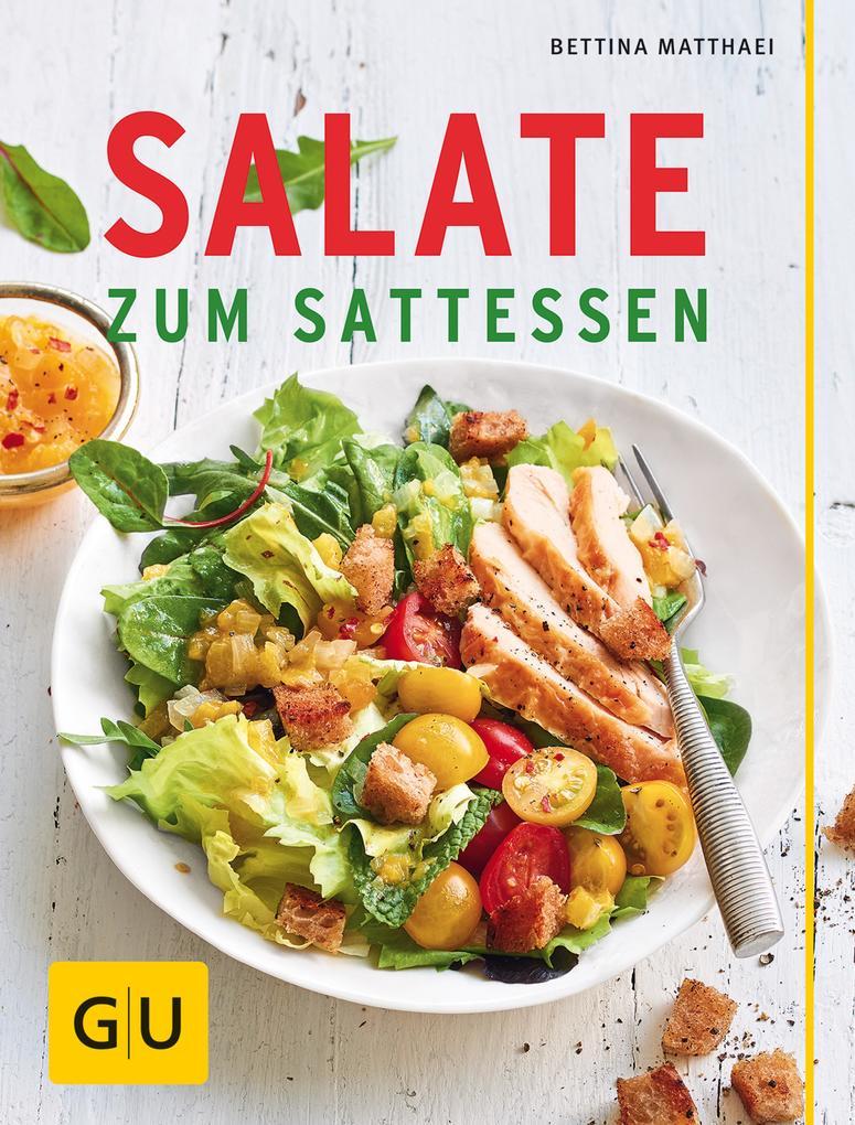 Salate zum Sattessen als eBook