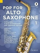 Pop For Alto Saxophone