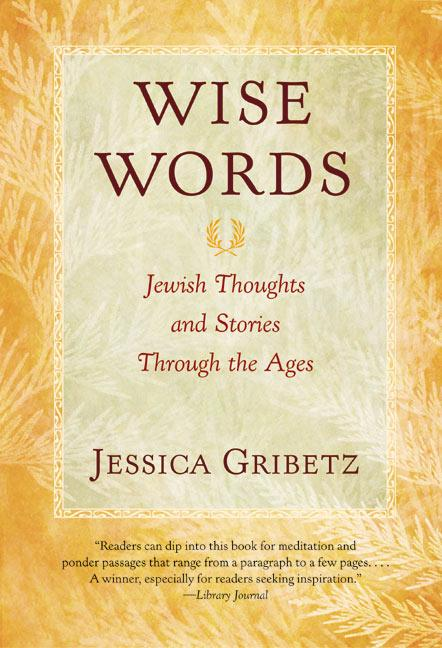Wise Words: Jewish Thoughts and Stories Through the Ages als Taschenbuch