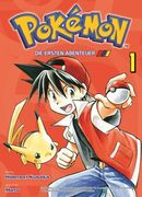 Pokémon: Die ersten Abenteuer 01