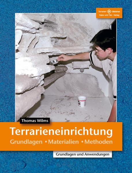 Terrarieneinrichtung als Buch (kartoniert)