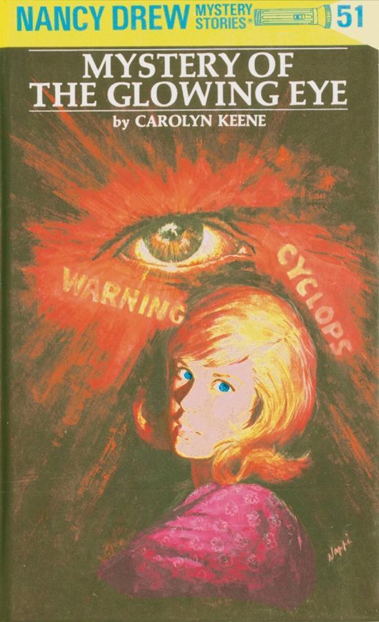 Nancy Drew 51: Mystery of the Glowing Eye als eBook epub