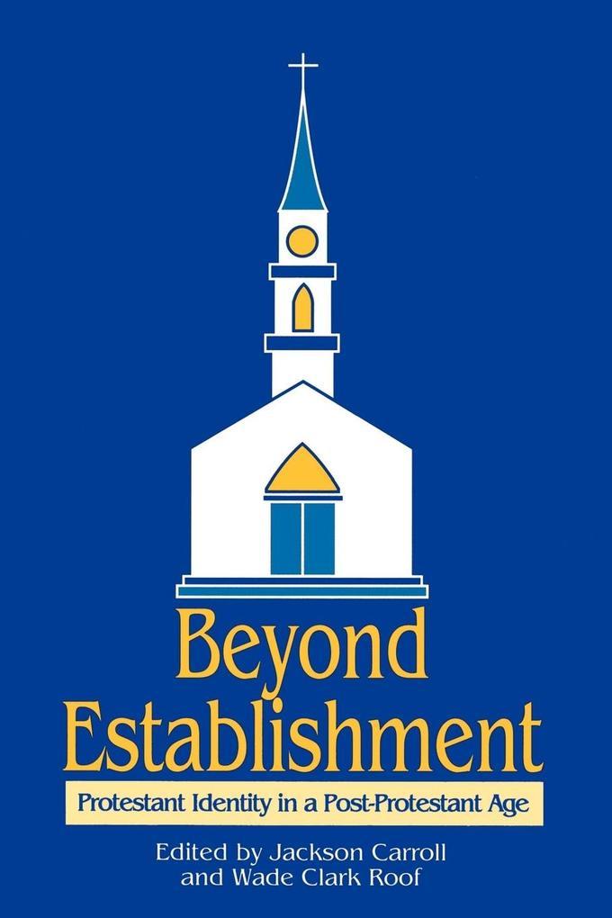 Beyond Establishment als Taschenbuch