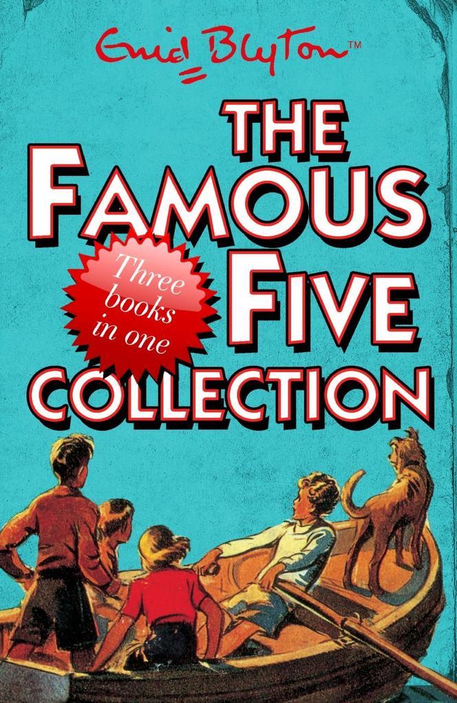 The Famous Five Collection 1 als eBook epub