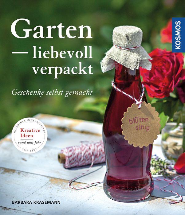 Garten liebevoll verpackt als Buch (gebunden)