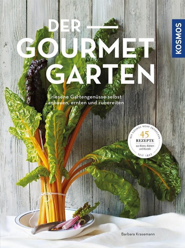 Der Gourmetgarten als Buch (gebunden)
