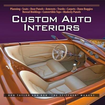 Custom Auto Interiors als Taschenbuch
