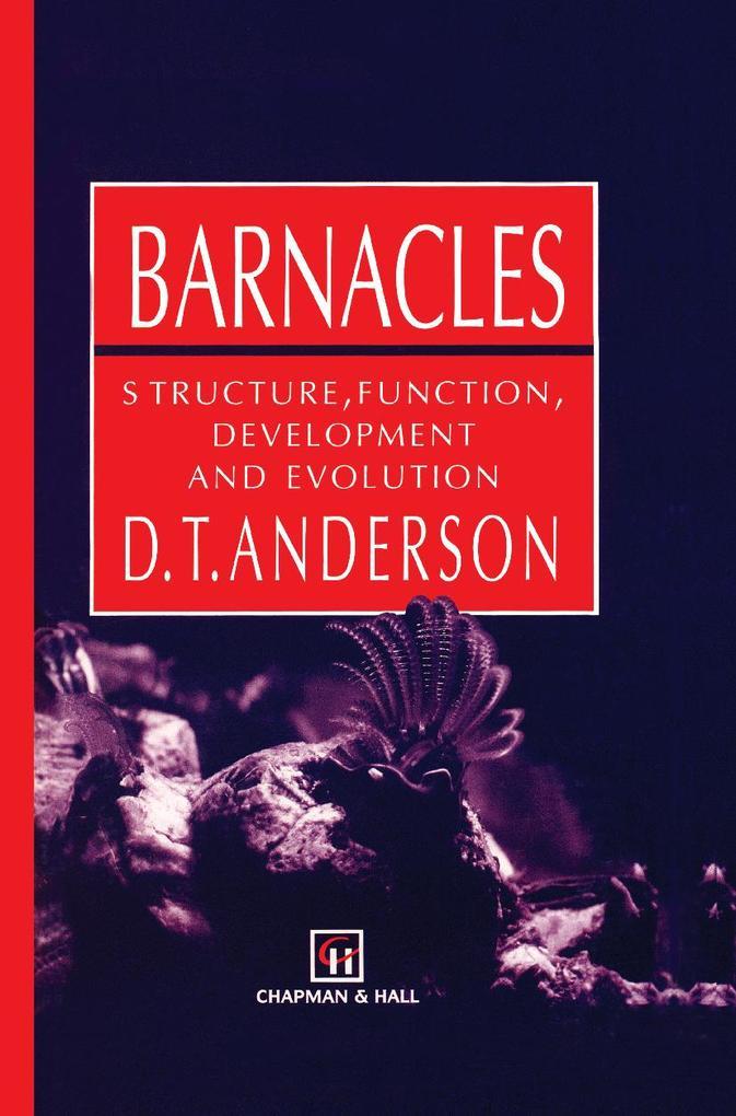 Barnacles als Buch (gebunden)