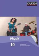 Duden Physik 10. Schuljahr. Gymnasium Sachsen. Arbeitsheft