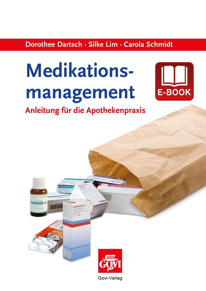 Medikationsmanagement als eBook pdf