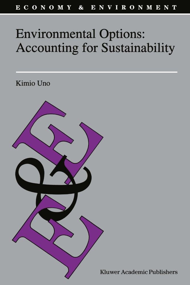 Environmental Options: Accounting for Sustainability als Buch (gebunden)