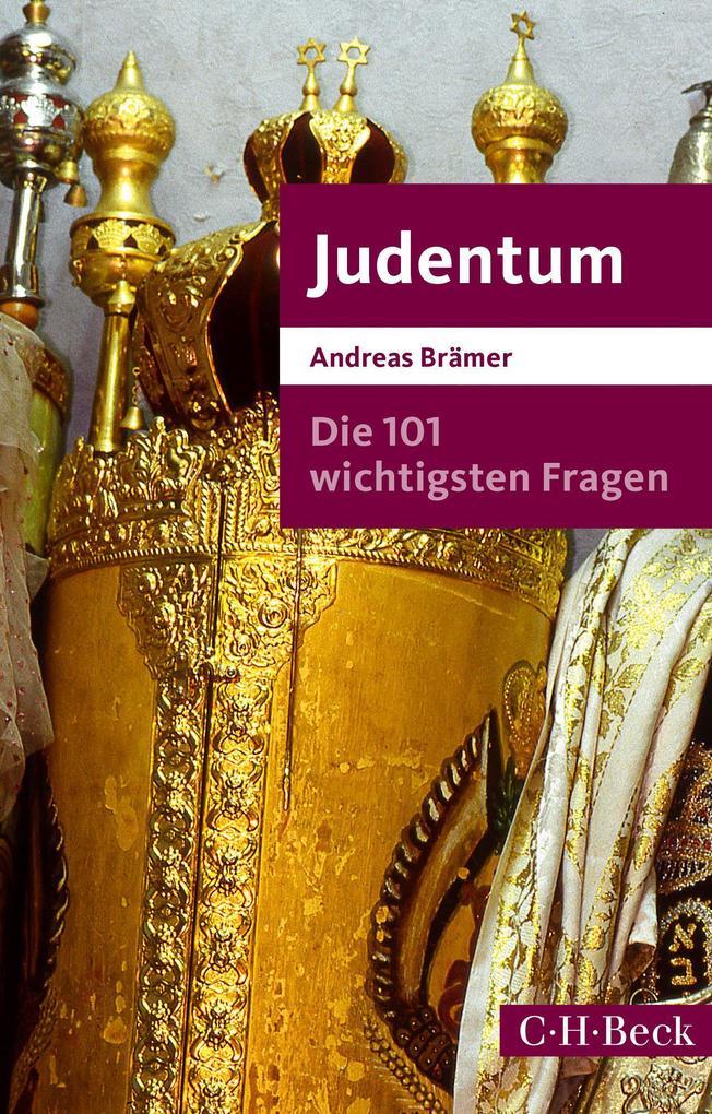 Die 101 wichtigsten Fragen - Judentum als Taschenbuch