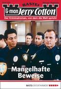 Jerry Cotton - Folge 3055