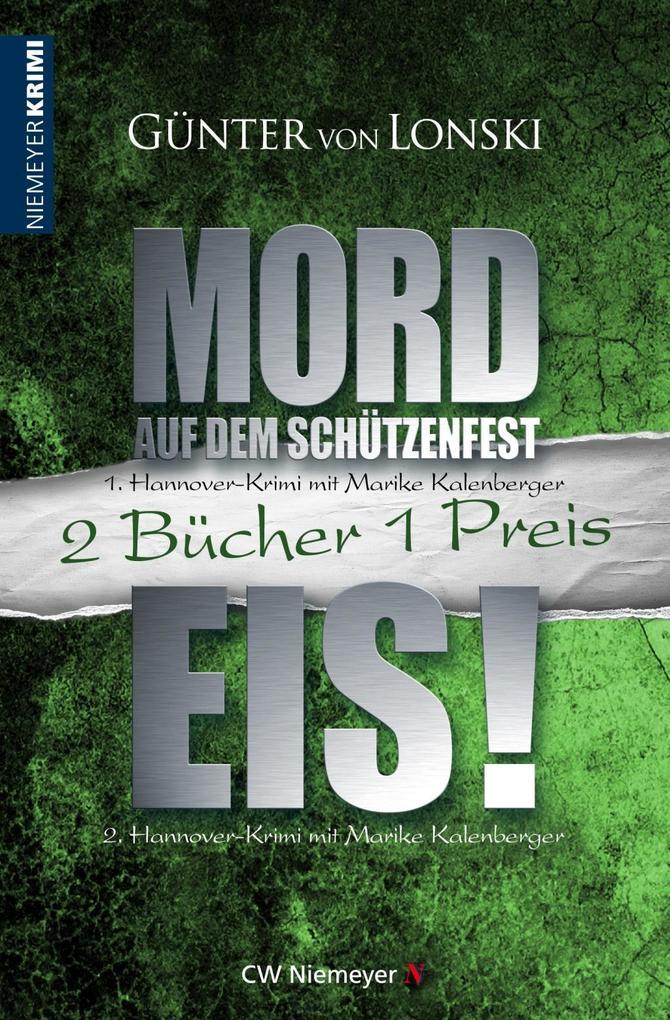 Mord auf dem Schützenfest & Eis! als eBook epub