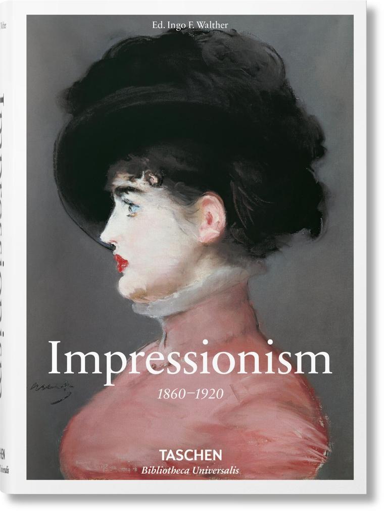 Malerei des Impressionismus als Buch (gebunden)