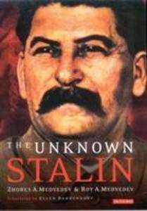 The Unknown Stalin als Buch (gebunden)