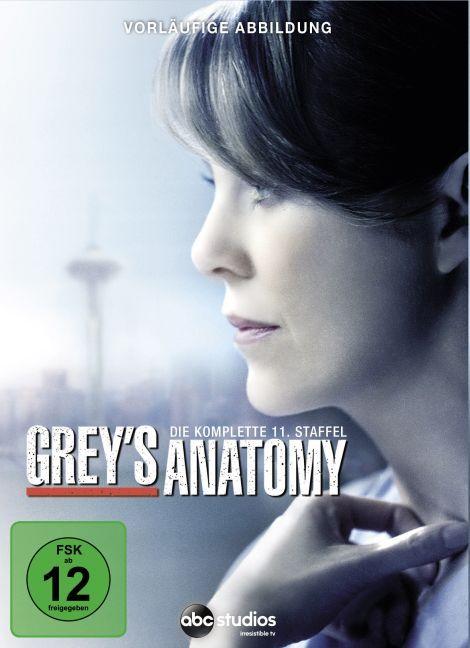 Greys Anatomy - Die jungen Ärzte als DVD