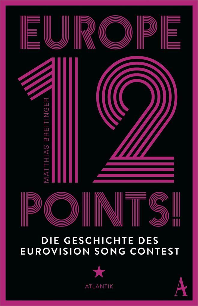 Europe - 12 Points! als eBook