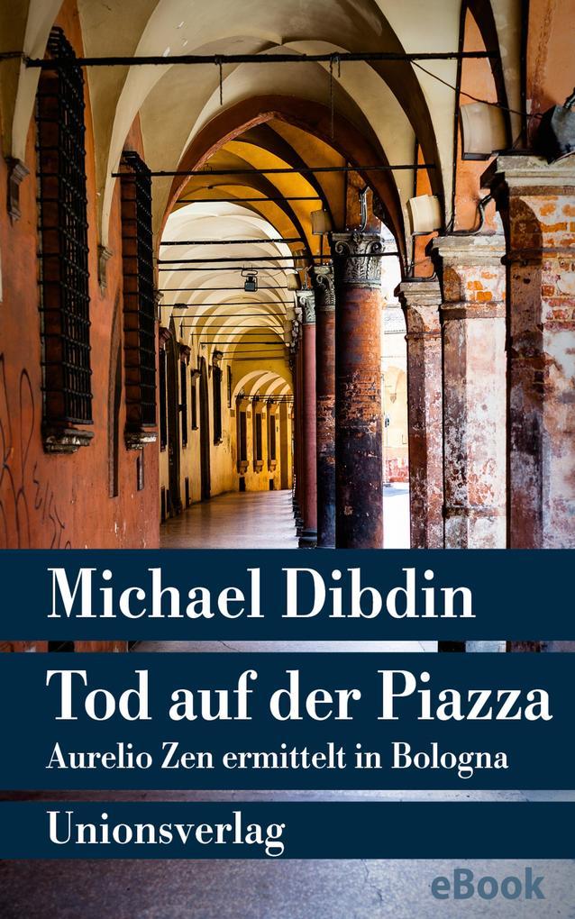 Tod auf der Piazza als eBook epub
