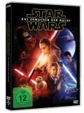 Star Wars - Das Erwachen der Macht. Star Wars: Episode VII - Das Erwachen der Macht, 1 DVD, 1 DVD