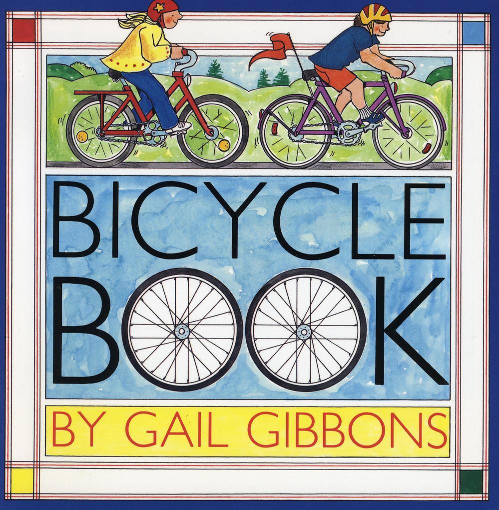 Bicycle Book als Taschenbuch