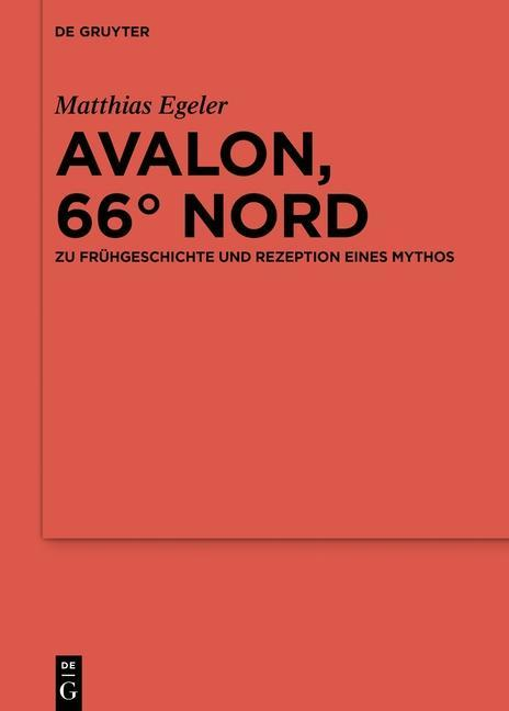 Avalon, 66° Nord als eBook pdf