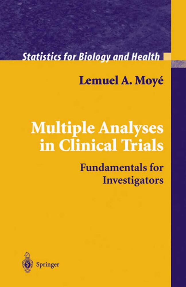 Multiple Analyses in Clinical Trials als Buch (gebunden)