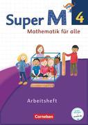 Super M 4. Schuljahr - Westliche Bundesländer - Arbeitsheft