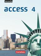 English G Access Band 4: 8. Schuljahr - Allgemeine Ausgabe - Schülerbuch