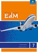 Elemente der Mathematik 7. Arbeitsheft. Sekundarstufe 1. Rheinland-Pfalz