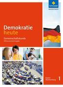 Demokratie heute 1. Schülerband. Baden-Württemberg