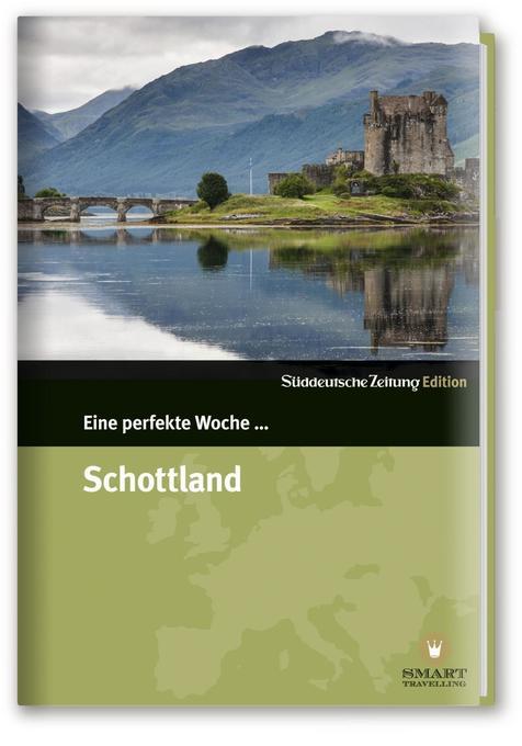 Eine perfekte Woche ... Schottland als Buch (gebunden)