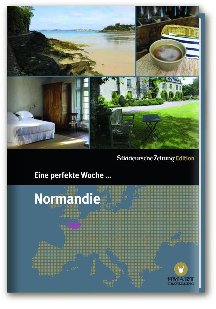 Eine perfekte Woche ... Normandie als Buch (gebunden)
