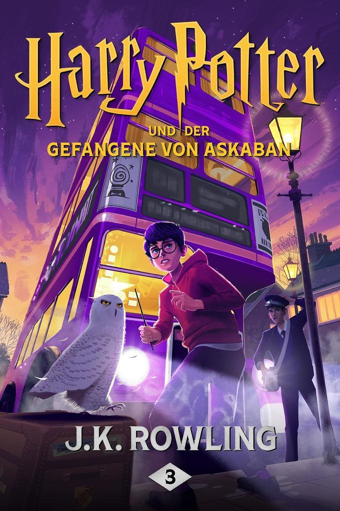 Harry Potter und der Gefangene von Askaban als eBook epub