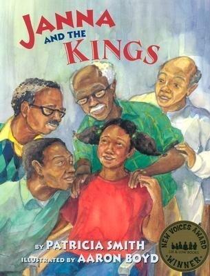 Janna and the Kings als Buch (gebunden)