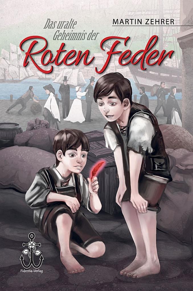 Das uralte Geheimnis der Roten Feder als eBook epub