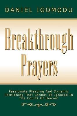 Breakthrough Prayers als Taschenbuch